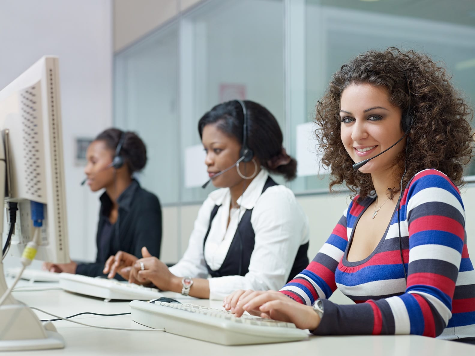 Call Center Service Agents