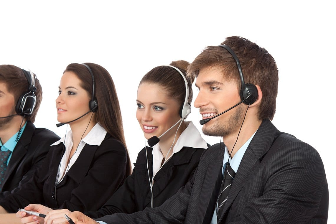 blended call center